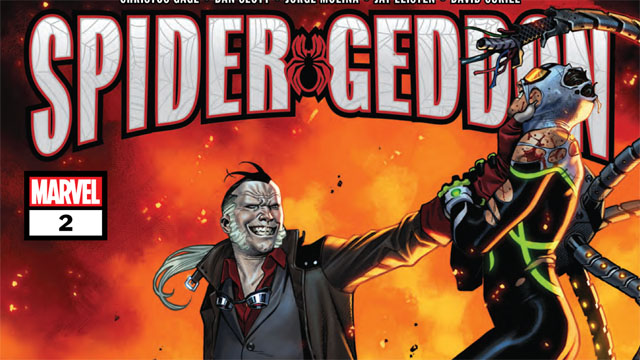 Exclusive Preview: Spider-Geddon #2 Unleashes the Inheritors