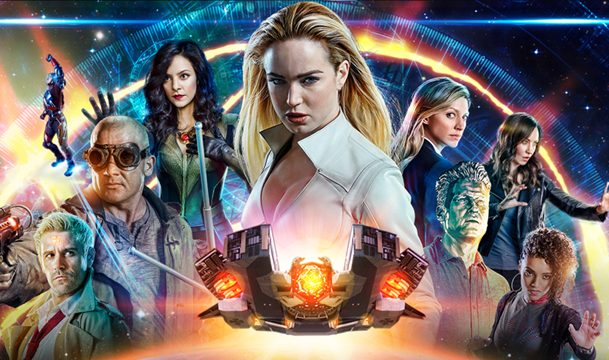 Legends of Tomorrow Creator Promises Insane Non-Crossover Event