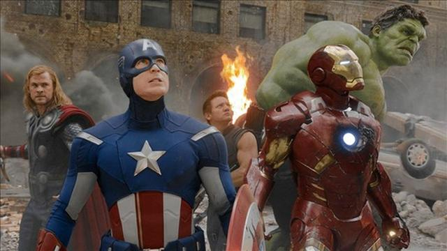 Highest Grossing Superhero Movies
