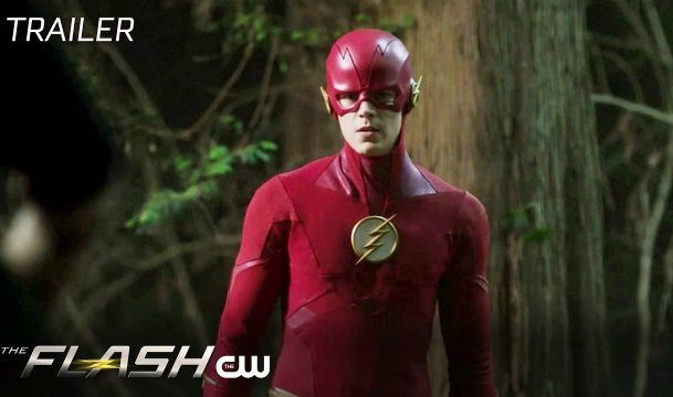 Cicada Brings Chaos in The FlashEpisode 5.03 Promo