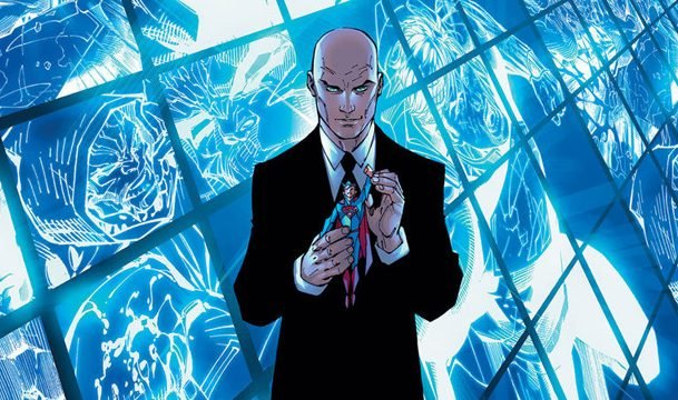 Lex Luthor is Coming to 'Supergirl'