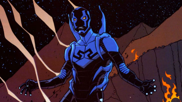 Warner Bros. Developing a Blue Beetle Movie for the DCEU