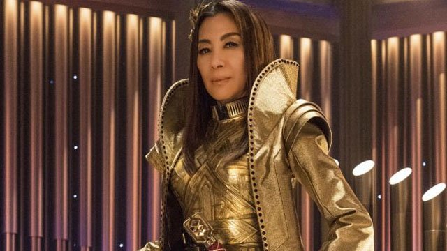 CBS All Access Confirms Michelle Yeoh's Star Trek Series