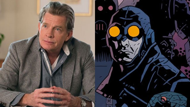 Hellboy Reboot Casts Thomas Haden Church as Lobster Johnson