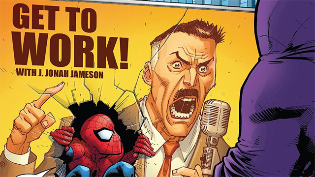 Exclusive Preview: Amazing Spider-Man #11 Makes J. Jonah Jameson a Shock Jock
