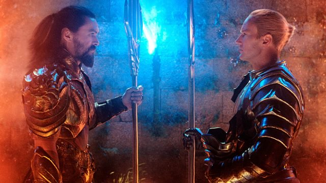 Two New Aquaman Clips Show More Arthur and Mera, Undersea Battle