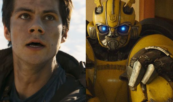 Maze Runner Star Dylan O'Brien Will Give Bumblebee His Voice