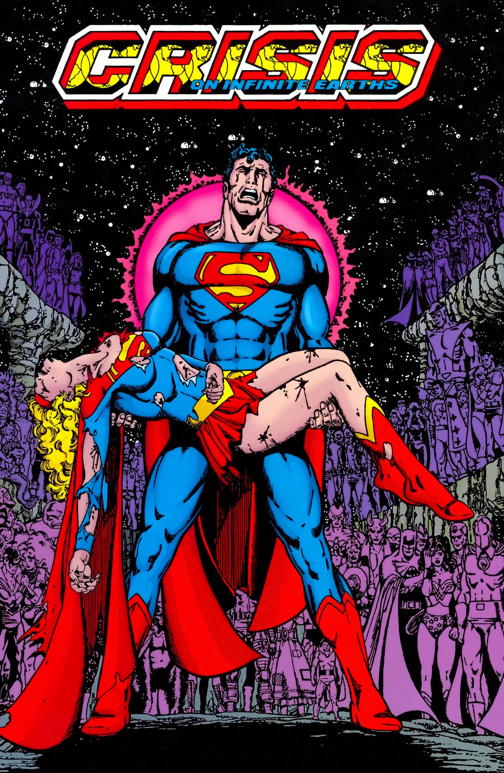 Iconic Comic Book Artist George Perez Announces His Retirement