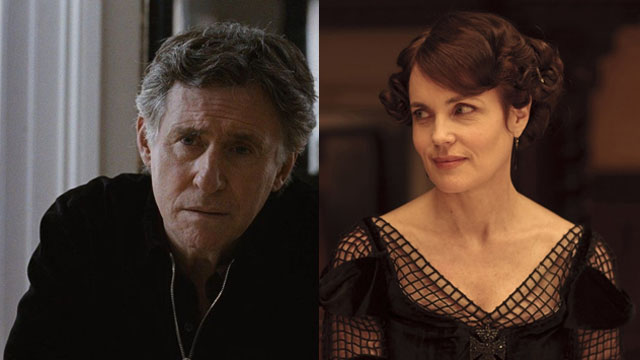War of the Worlds Series Casts Gabriel Byrne and Elizabeth McGovern