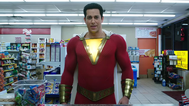 Shazam! Star Zachary Levi Wanted to Play Deadpool