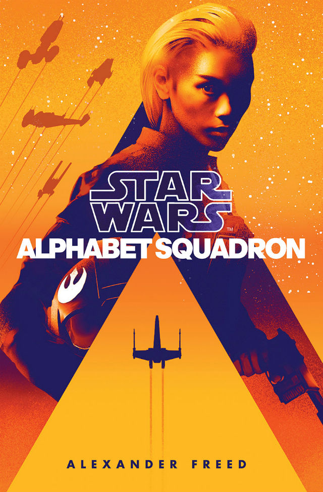 Star Wars Reveals TIE Fighter and Alphabet Squadron Covers