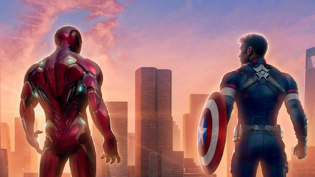 The Avengers Arrive In Shangai In Official Endgame Promo Poster