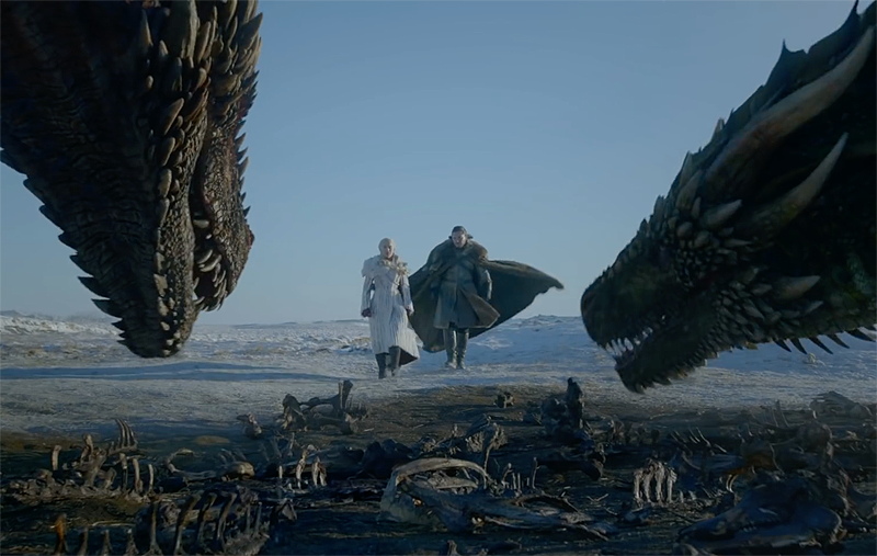 'Game of Thrones' unveils first full-length trailer for final season