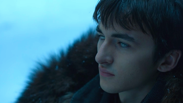 Isaac Hempstead Wright Explains Bran's Creepy Stare in Game of Thrones