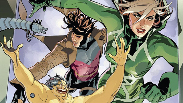 Exclusive Preview: Mr. and Mrs. X #10 – Rogue & Gambit vs. Mojo!