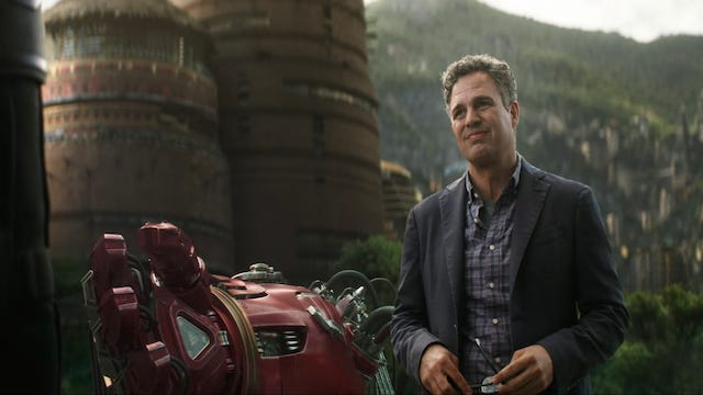 Mark Ruffalo had other Hulk stories in mind says Feige