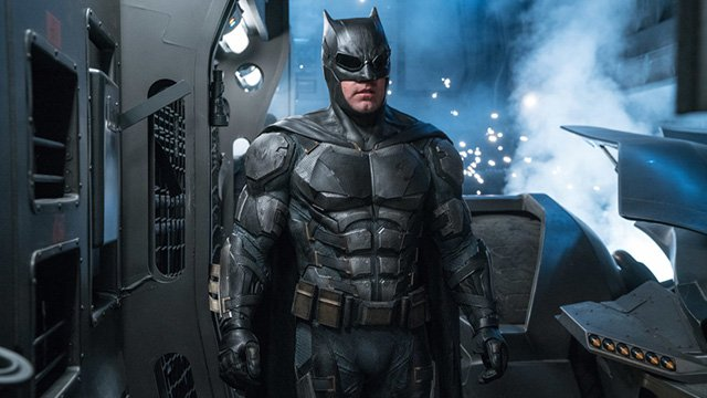 Richardson Talks Affleck's THE BATMAN