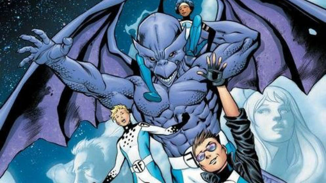 Marvel Will Launch a New Future Foundation Series in August