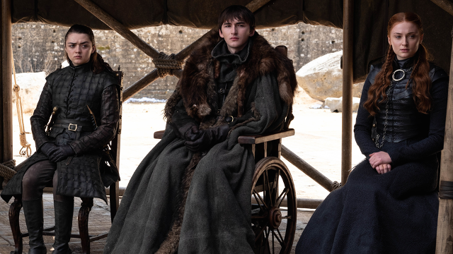 Fans Spotted A Plastic Water Bottle In Game of Thrones Finale