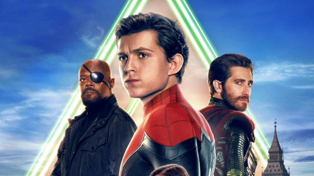 Samuel L. Jackson Blasts Far From Home Poster Gaffe