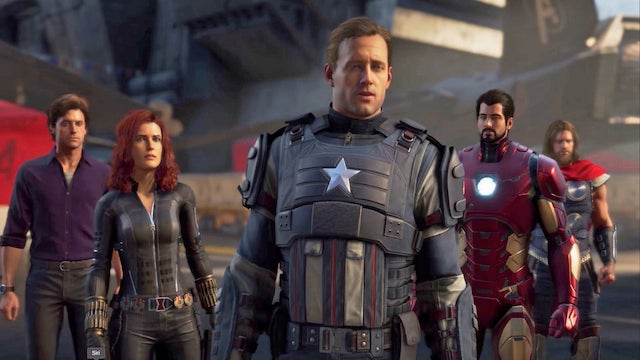 'Marvel's Avengers' Video Game Exec On Why Characters Look Different
