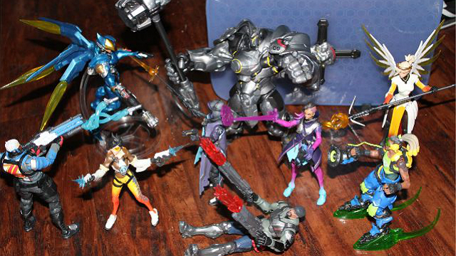 Review: Hasbro's New Overwatch Ultimates Action Figures