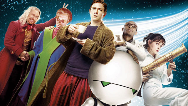A Hitchhiker's Guide to the Galaxy TV Show Is Heading to Hulu