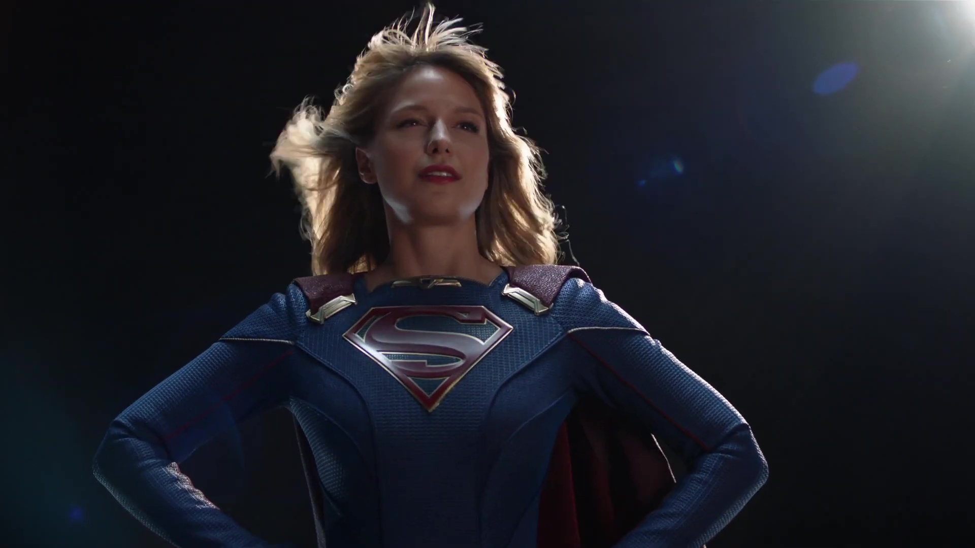 'Supergirl' Reveals Two New Cast Members -- and a New Suit