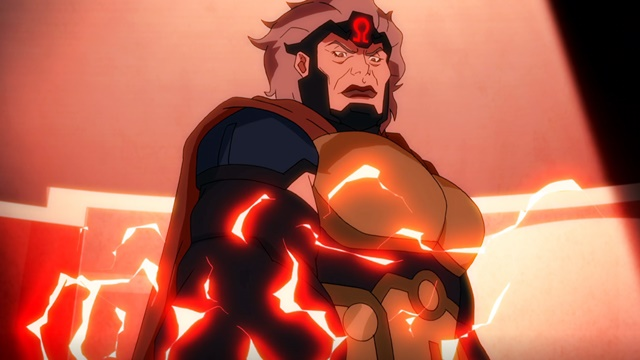 Young Justice Outsiders episode 14