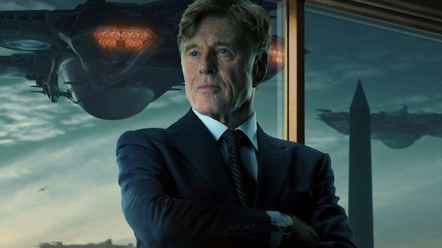 Watchmen Producer Says The Show Features Robert Redford as POTUS