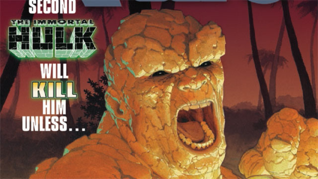 Exclusive Preview: Fantastic Four #13