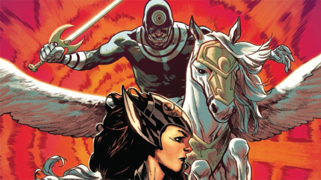 Exclusive Preview: Valkyrie: Jane Foster #2