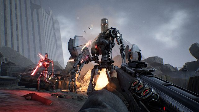 Terminator Returns To Video Games With Resistance, Coming This November