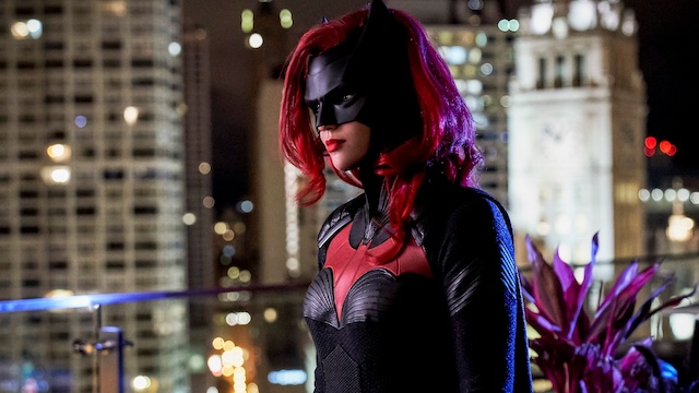 Two New Batwoman Featurettes Take a Closer Look at Kate Kane's Costume