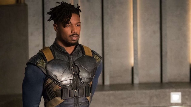 Michael B. Jordan Pitched a Superman Movie to Warner Bros