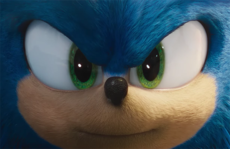 Check out the redesigned Sonic the Hedgehog in this new trailer