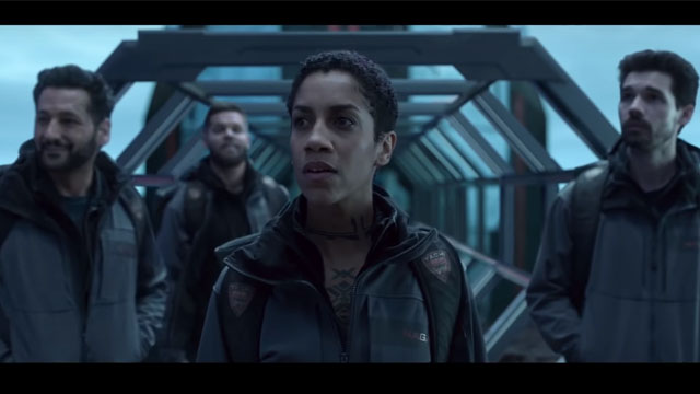 New Trailer, Poster and Recap Video for The Expanse Season 4
