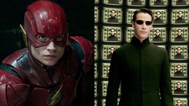 'The Flash' and 'The Matrix 4' Get Release Dates From Warner Bros