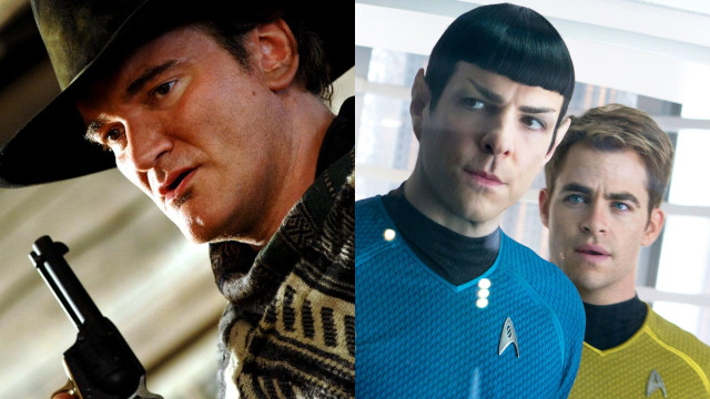 Quentin Tarantino Says He's 'Steering Away' from Star Trek