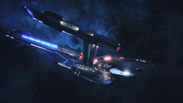 Hawley's Plans For Star Trek 4
