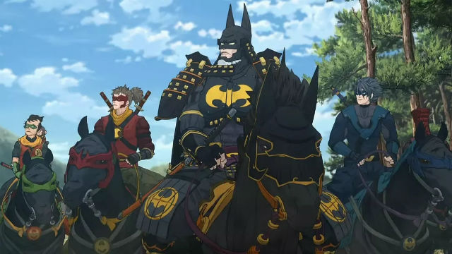 Batman Ninja Anime is Getting a Live Stage Show in Japan