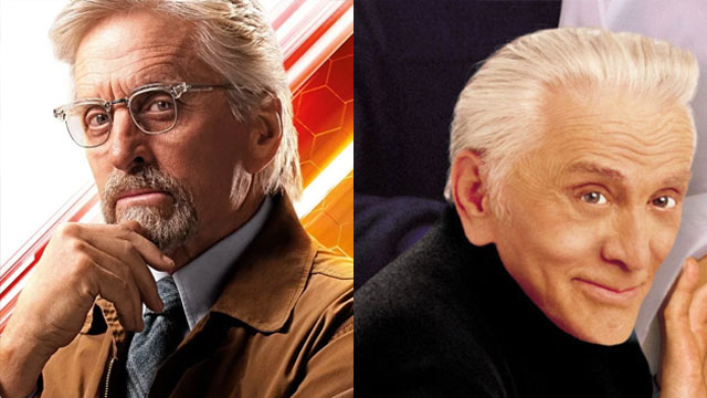 Peyton Reed Remembers Kirk Douglas With a Behind-the-Scenes Image From Ant-Man and the Wasp