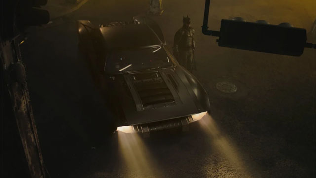 The Batman director Matt Reeves offers sneak peek at latest Batmobile