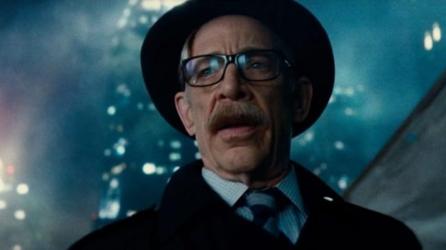 J.K. Simmons Discusses Commissioner Gordon's Role in the Snyder Cut