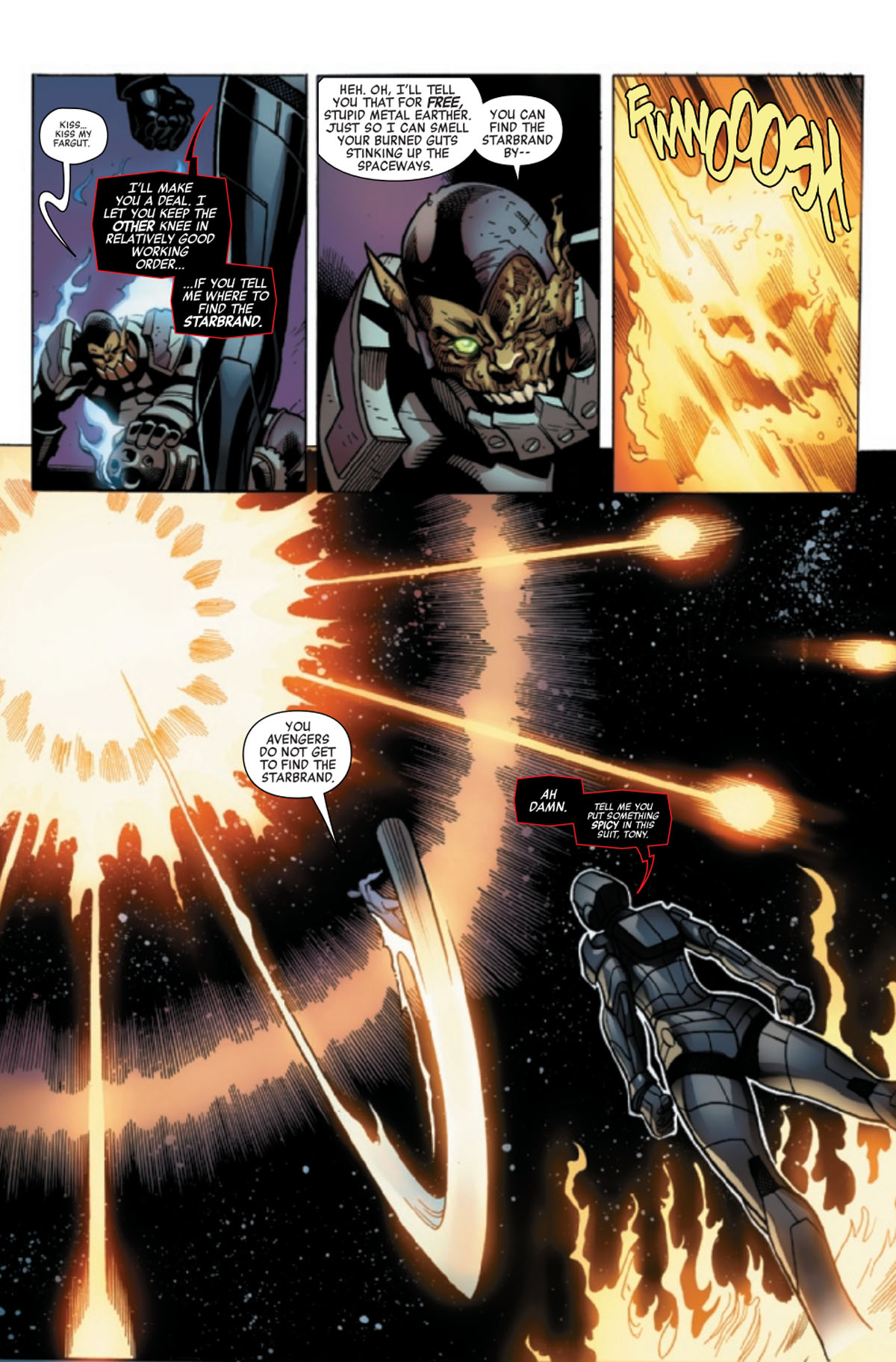 Avengers #29 page 4