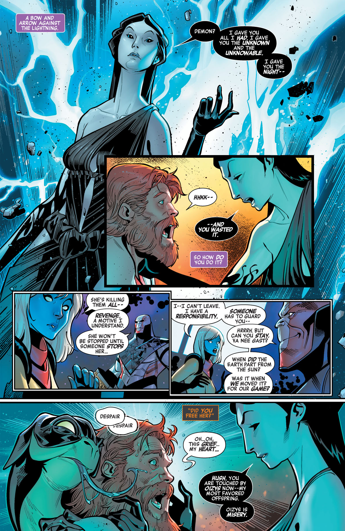 Avengers: No Road Home #2 page 5