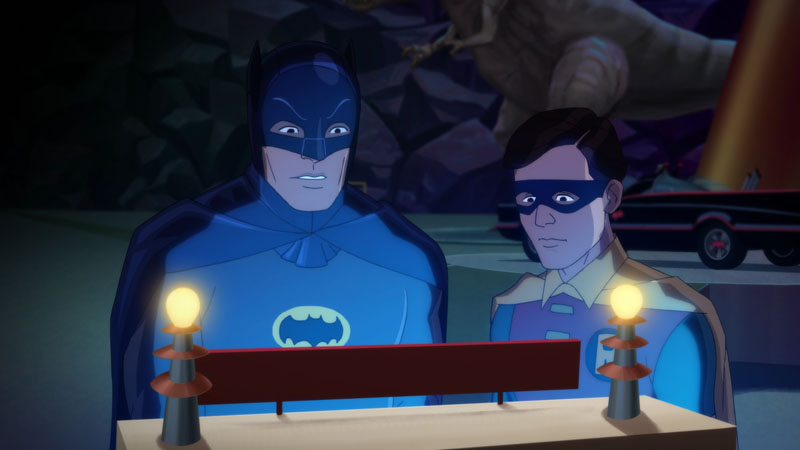 Image result for batman return of the caped crusaders