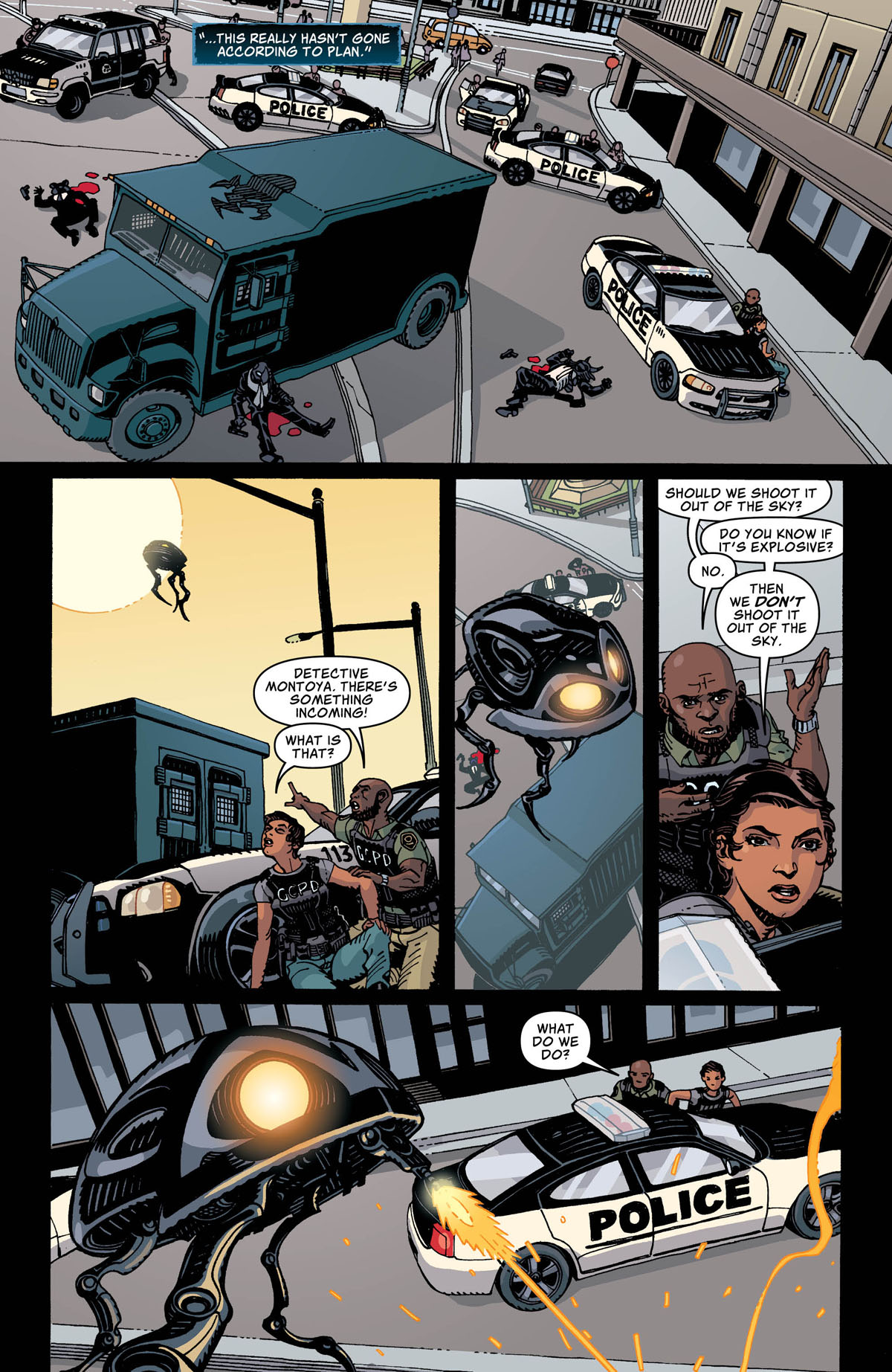 Black Mask: Year of the Villain #1 page 4