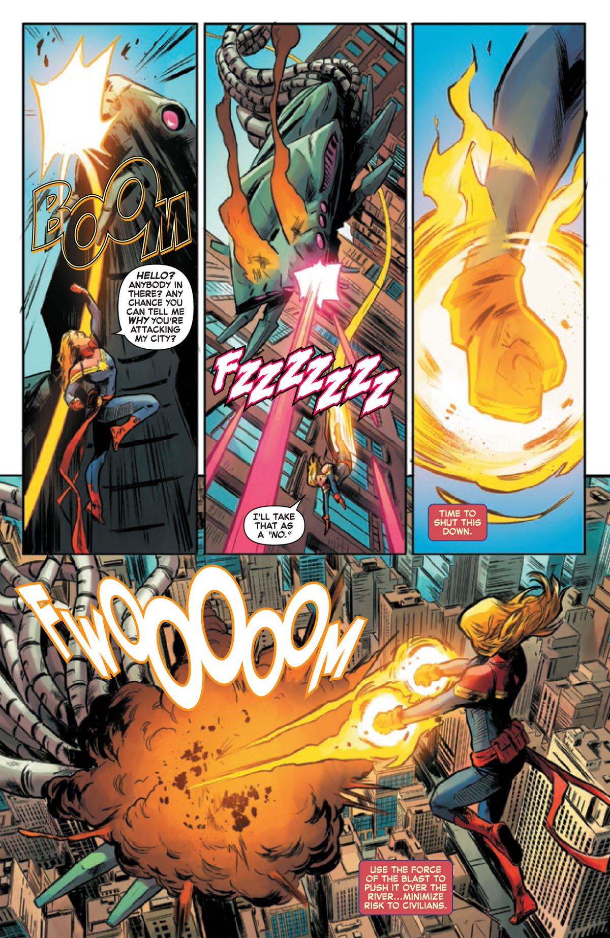 Captain Marvel #8 page 4