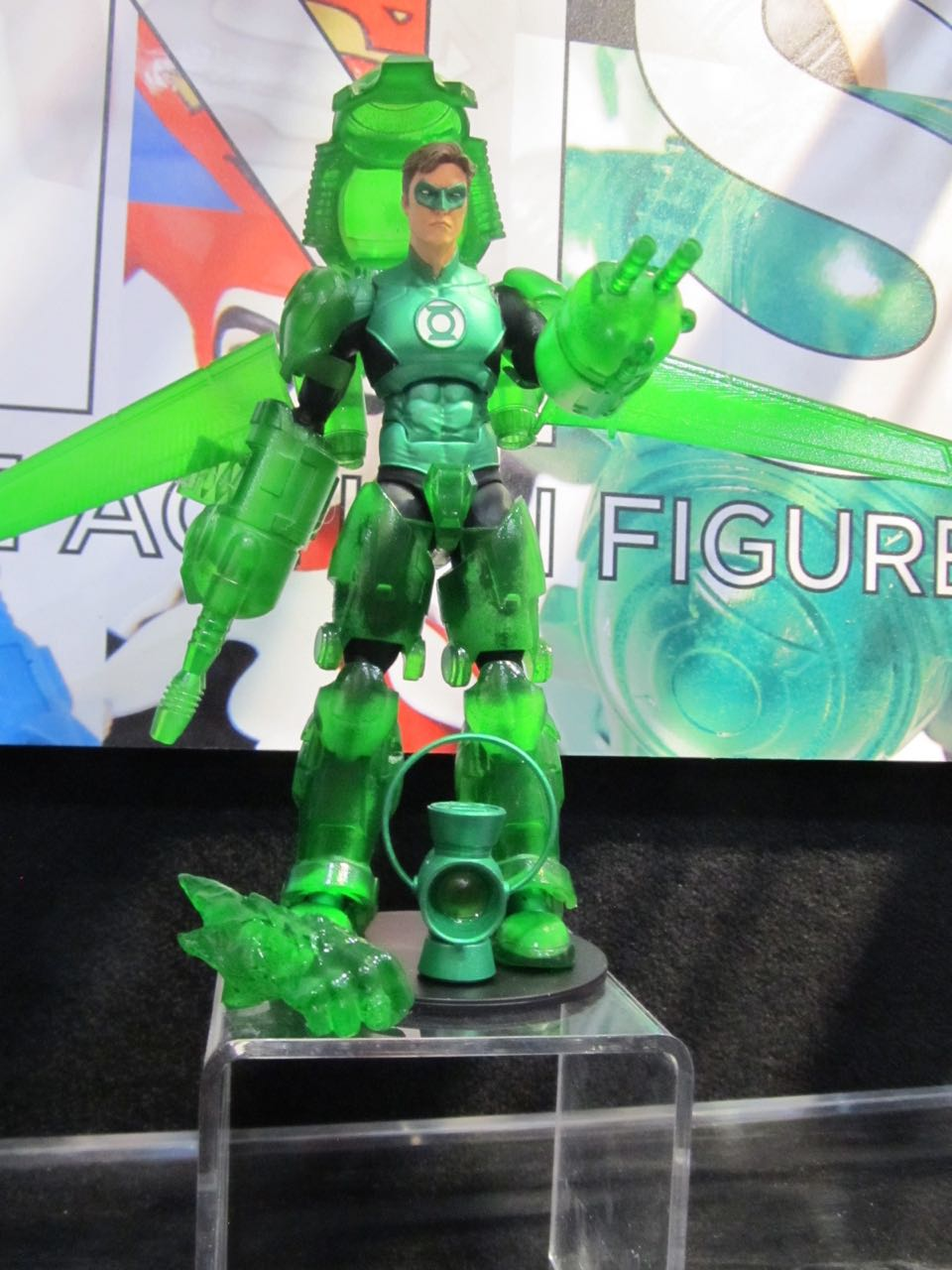 DC Icons Green Lantern